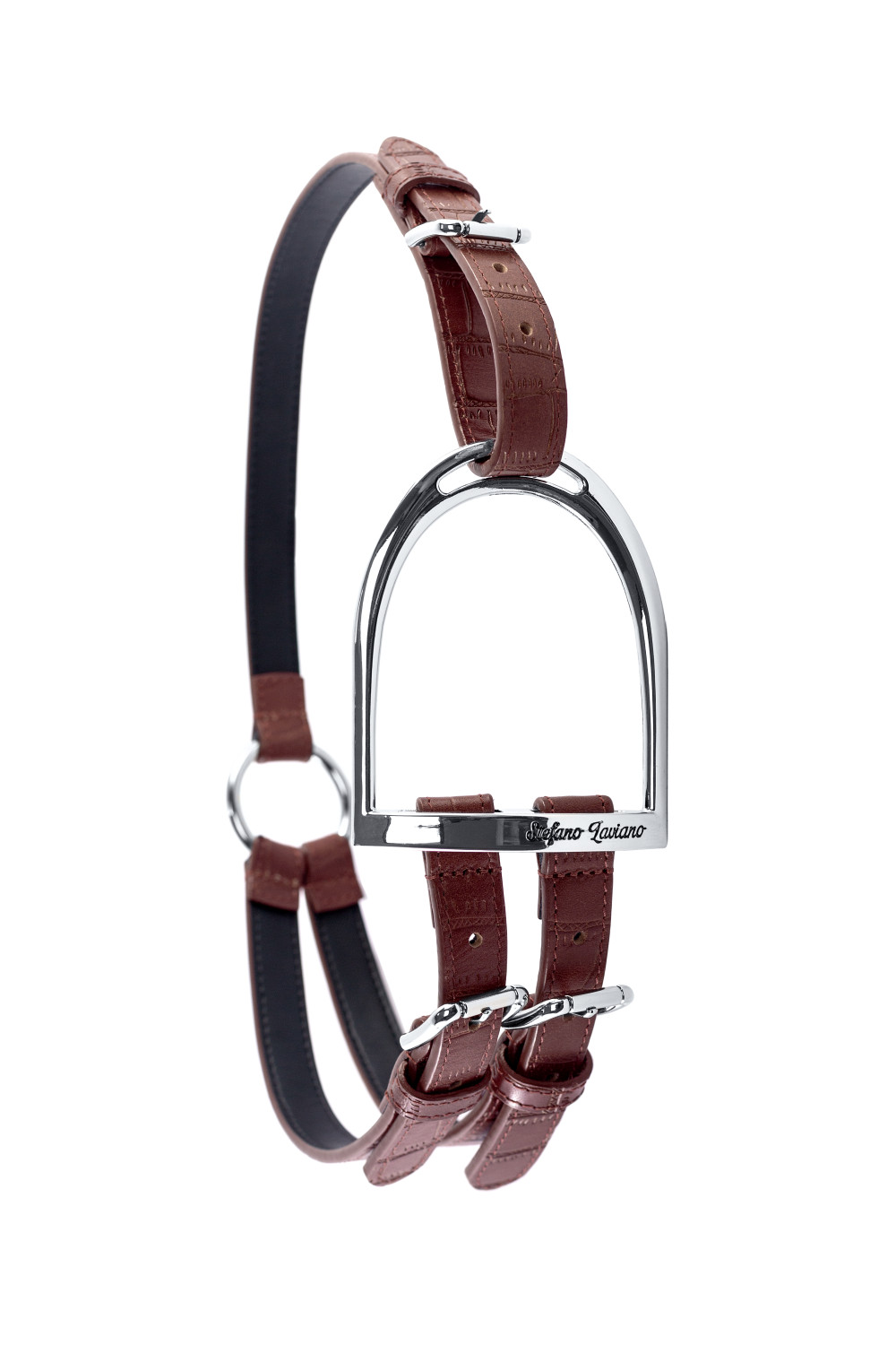 Brown Stirrup Belt