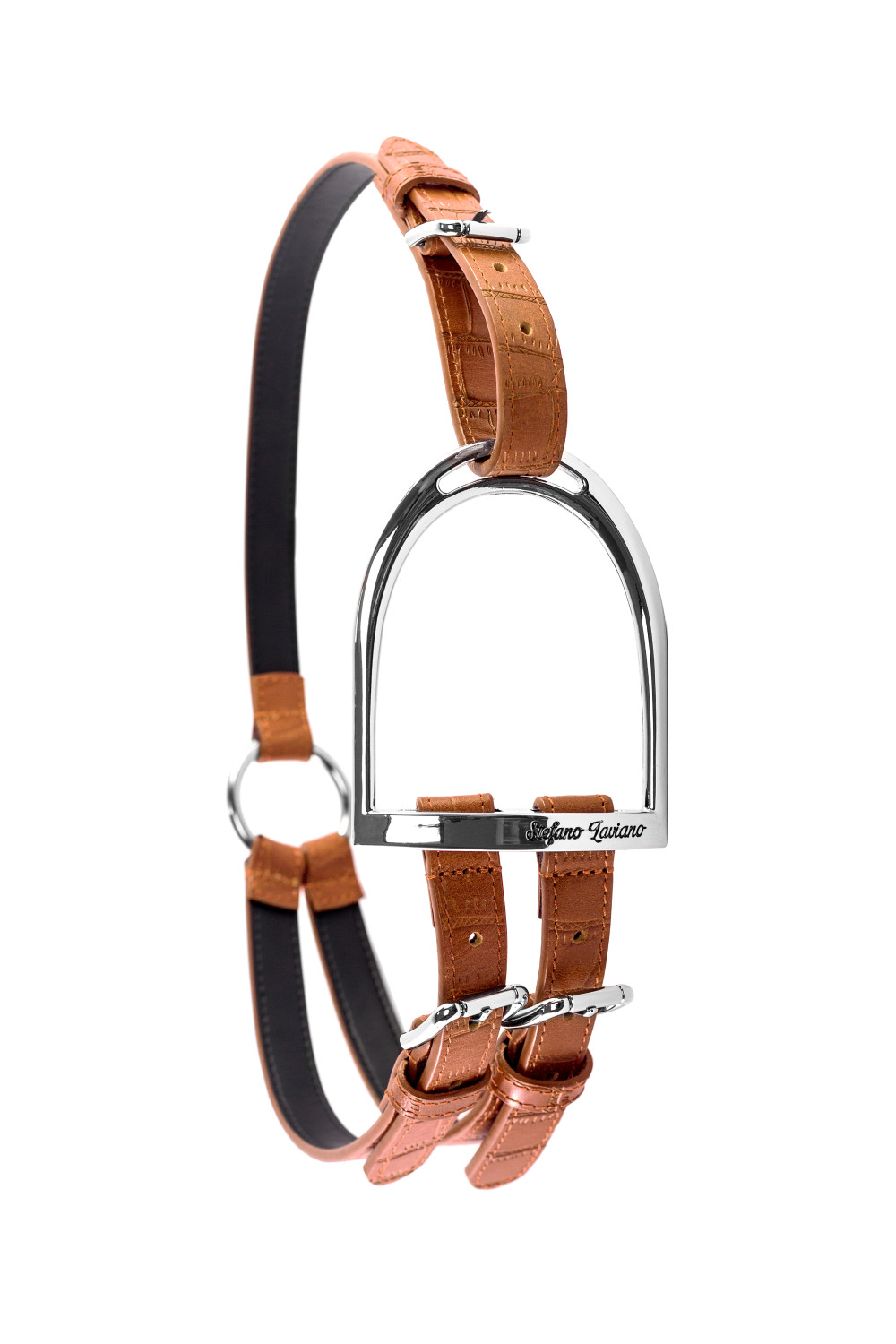 Tan Stirrup Belt