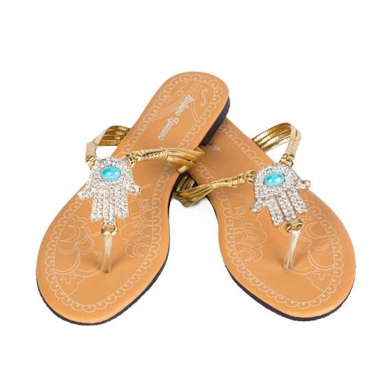 Hamsa Sandals
