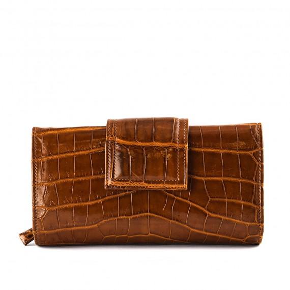 Belly Croc Wallet