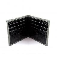 Croc Fold Wallet
