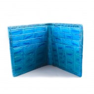Croc Fold Wallet – Mini (inside)