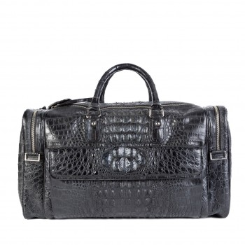 Horn Back Duffel Black