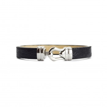 Stingray Bracelet Black